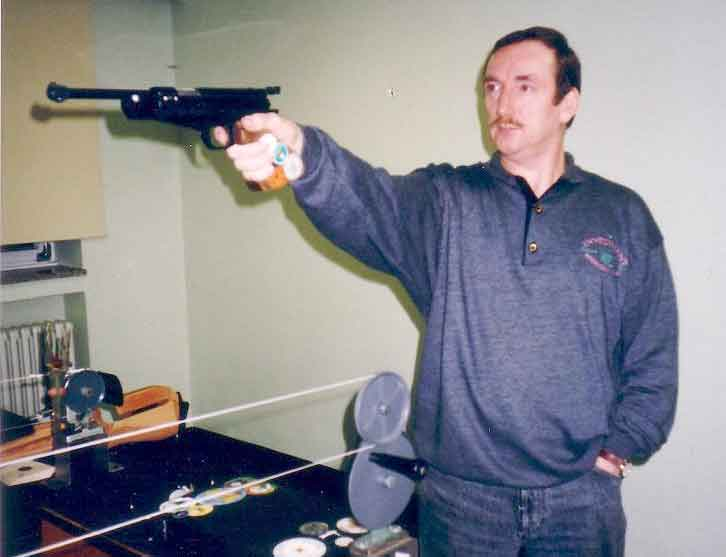 Sie befinden sich gerade im Artikel: Bildergallerie- Pistolenabteilung